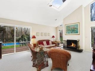 Contemporary beach home on 2 ½ private acres - East Hampton vacation rentals