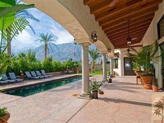 Palm Springs Festival Special on One of A kind mansion in the best area in the world. - Palm Springs vacation rentals