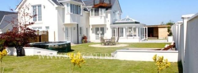 Gardens of house - Walsheslough luxury 8 bedroomed property Wexford - Wexford - rentals
