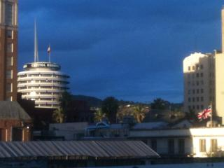 View of Capitol Records! - Bed and Bay Residence Inn