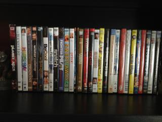 We have a fun selection of DVD for you to watch! - Bed and Bay Residence Inn