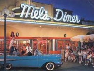 Eat at Famous Mel's Diner! - Bed and Bay Residence Inn