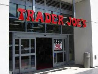 Walk around the corner to get groceries at Trader Joes! - Bed and Bay Residence Inn