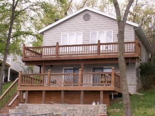 Herring Retreat - Amazing Lake Views 3 Bedroom 2.5 Bath Home. Gravois Arm 1MM. - Lake of the Ozarks vacation rentals