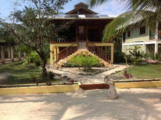 Tropical Beach House on Beautiful White Sand Beach - Isla Bastimentos vacation rentals