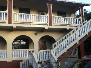 RIVER SIDE HOUSE - Soufriere vacation rentals