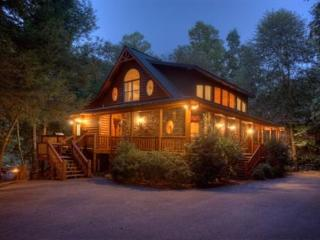 Riverhouse - Ellijay GA - North Georgia Mountains vacation rentals