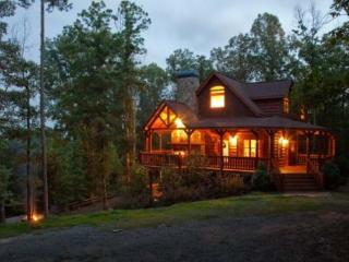 Fireside Lodge - Ellijay GA - North Georgia Mountains vacation rentals