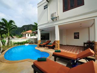 Baan Ja Id, Krabi Private House Ao Nang Beach - Ao Nang vacation rentals