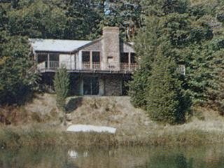 Waterfront house with dock, accesses Pleasant Bay - South Orleans vacation rentals