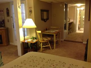 Chimney Rock Riverfront Studio Apartment - Chimney Rock vacation rentals
