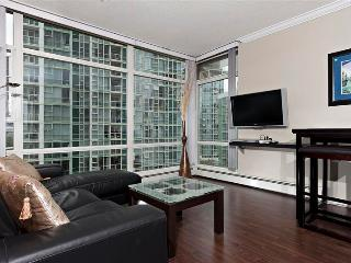 1 BR Waterfront Yaletown - AQUA1005 - Min 5 Days - Vancouver vacation rentals