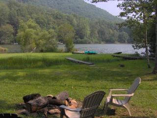 Lakefront / Resort Amenities / Paddleboat  / Canoe - Lake Lure vacation rentals