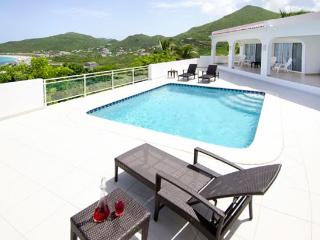 St. Martin Villa 208 Located In The Exclusive Gated Community Of Tamarind Hill Estates. - Terres Basses vacation rentals