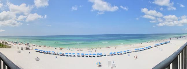View from Condo - Fun In The Sun Overlooking the Gulf of Mexico! - Panama City Beach - rentals