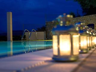 Executive villa with private swimming pool, sea views, garden, BBQ near Lefkada 350m from the beach - Lefkas vacation rentals