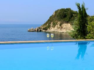 Waterfront villa with private swimming pool, Amousso LEFKADA - Lefkas vacation rentals