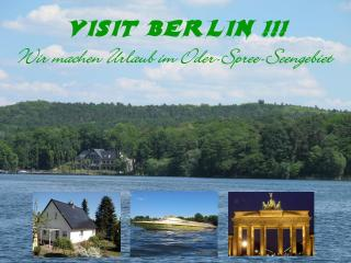 modern and comfortable holiday home near Berlin - Woltersdorf vacation rentals