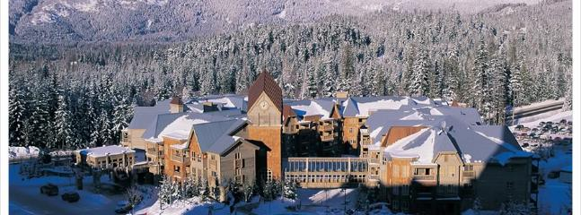 Club Intrawest Whistler 2BR/2BA Sep 22-29 2013 - Image 1 - Whistler - rentals