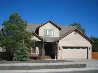 Outside of the house - High Country Retreat in a Forest Neighborhood! - Flagstaff - rentals