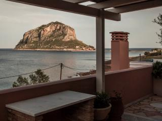 Superior Studio with large balcony with sea view - Monemvasia vacation rentals
