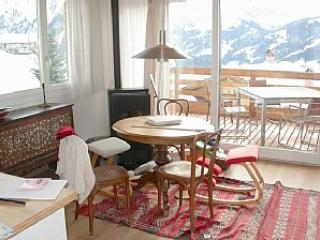 Panoramic mountain view in the Bernese Oberland - Lenk-Simmental vacation rentals