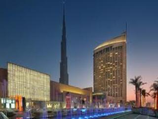 Studio Apt Address Dubai Mall Re -5* serviced apt- - Image 1 - Dubai - rentals