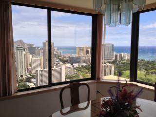 Penthouse (((oceanviews))) newly upgraded...granite countertops and stainless steel appliances!!! New! - Kapolei vacation rentals