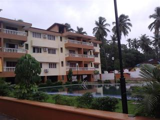 2 bhk furnished apartment on rent  for short stay. - Goa vacation rentals