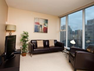 Amazing Sleek 1 BR Condo!  WWRK-2903 - Min 7 Days - Vancouver vacation rentals