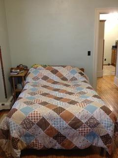 Open bedroom easily flows to bathroom and living space. - Oshkosh Vacation Apartment Available - Oshkosh - rentals