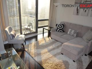 Ameythst Suite - 2bdr+1Bath,CNTower,Rogers Ctr,ACC - Toronto vacation rentals