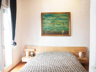 Artistic apartment in city center - Barcelona vacation rentals
