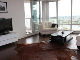 Luxury 2BR+Den in Yaletown!  WEST-2908  Min 30Days - Vancouver vacation rentals