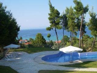 Villa with a pool between mountain and sea - Kriopigi vacation rentals