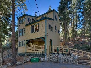 Luxury Tahoe Home with Private Beach, Private Hot Tub and a Boat Buoy (ZH04) - Zephyr Cove vacation rentals