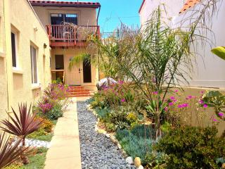 Seaside Spanish Beach Bungalow, Rooftop Deck, View - La Jolla vacation rentals