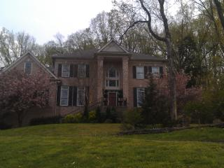 Grand home in Nashville, separate recording studio - Brentwood vacation rentals