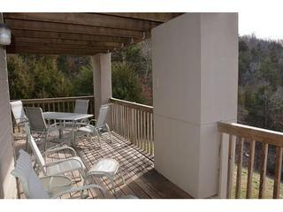 Deck - Wonderfully Relaxing Condo at Table Rock Lake - Branson - rentals