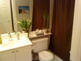 Executive fully furnished 1-bedroom suite - Mississauga vacation rentals