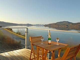 Creggan Bank Luxury Loch-side Holiday Home - Strachur vacation rentals