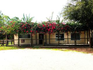4 Bedroom 2 bath ranch home on 30 acre horse farm in Naples - Naples vacation rentals