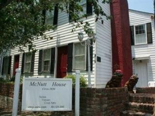 Front - The McNutt House - B&B Inn and Tour Home - Vicksburg - rentals