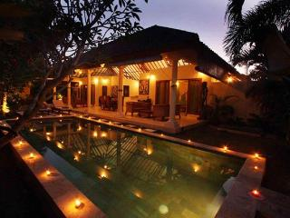 2 + 1 Bedrooms Tropical Villa Umalas - Seminyak vacation rentals