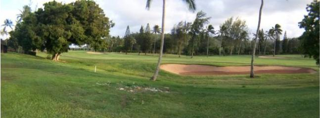 Deluxe/5 Star One Bedroom - Clean - on the 3rd Hole of the Fazio Golf Course - Image 1 - Kahuku - rentals