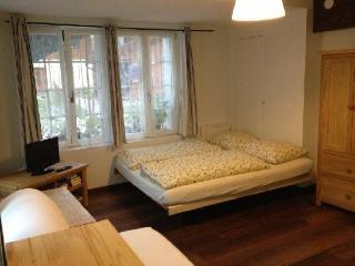 Vacation Apartment in Interlaken - 215 sqft, historical, comfortable, quiet (# 4339) - Bernese Oberland vacation rentals