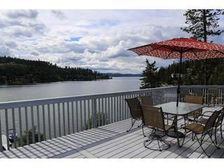 Sunset Cove Lake home - Coeur d'Alene vacation rentals