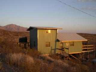 Chinati Hot Springs Cabin - Big Bend Country vacation rentals