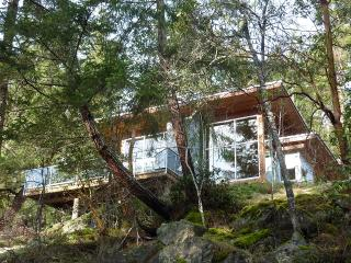 The Aerie- A Glazed Modern Treehouse - Halfmoon Bay vacation rentals