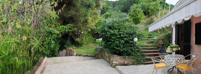 House and exterior - Casa Dolce Vita pool and sea view up in the hill - Pietrasanta - rentals